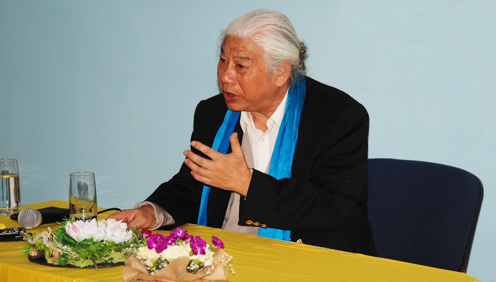Master Wei Ling Yi