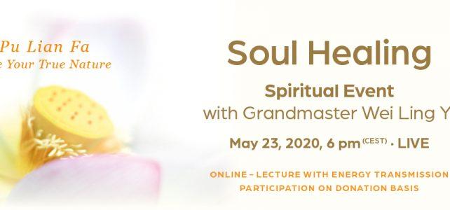 Soul Healing Spiritual Event