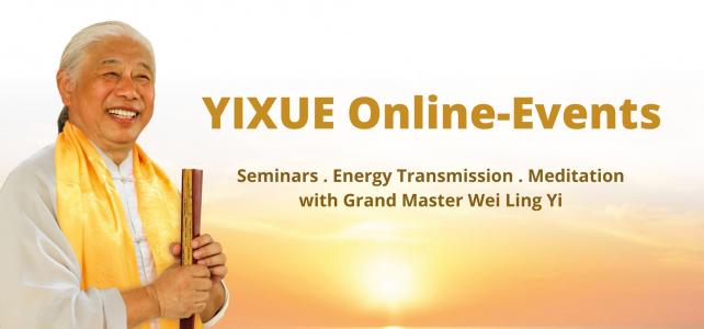 YIXUE Online-Events